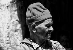 Man in Morocco (marinaluglio) Tags: bw man uomo marocco biancoenero