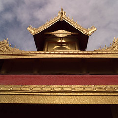 mys000147.jpg (Keith Levit) Tags: monument yellow architecture square asian photography golden carved asia exterior top burma fineart peak palace architectural myanmar peaks ornate oriental orient gilded burmese mandalay royalpalace gilding exteriors levit faade keithlevit mandalayroyalpalace keithlevitphotography