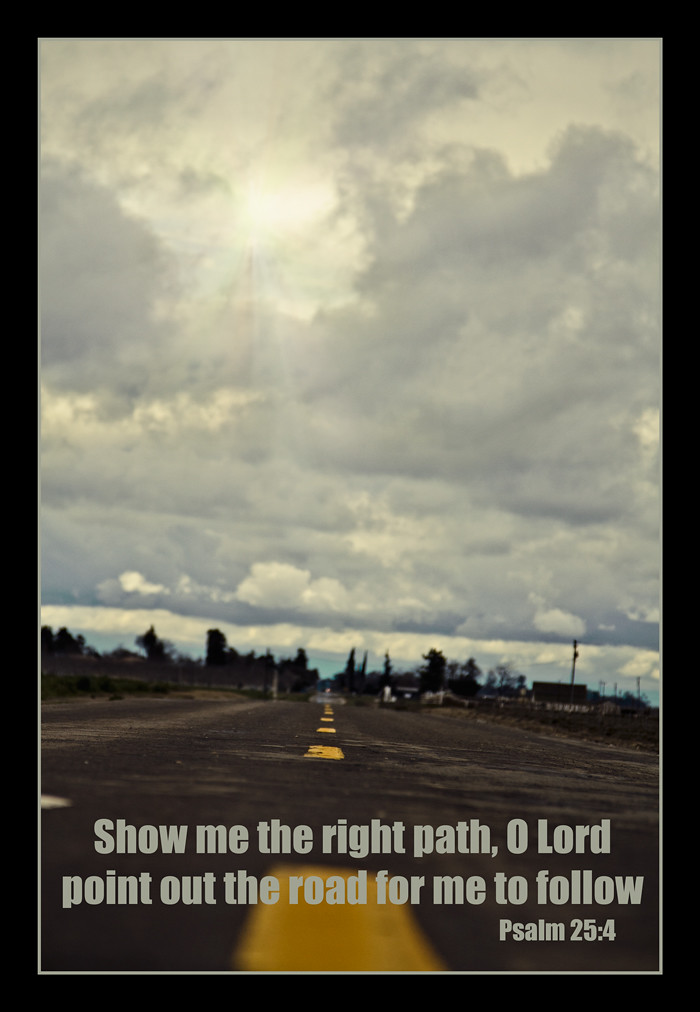 Psalm-25:4
