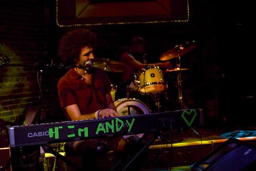 Andy Frasco @ George's