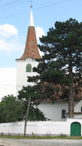 Unitarian church of Kissolymos