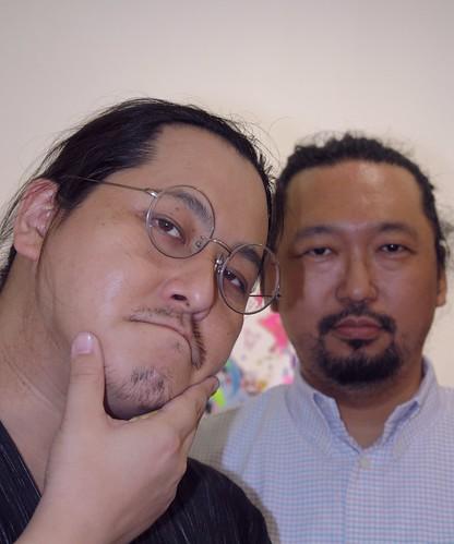 DJ FakeVuitton and Takashi Murakami?