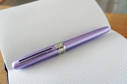 Platinum Plaisir : Violet
