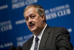 Don Blankenship, CEO Massey Energy