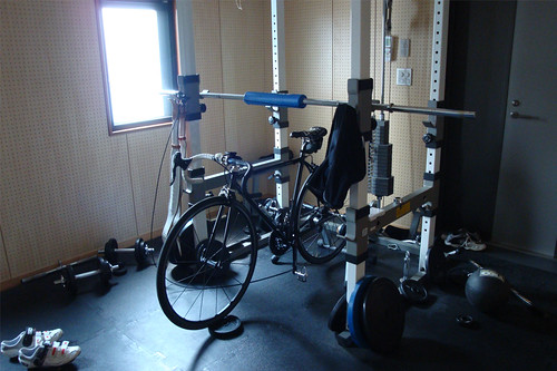 My training room