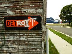 detroit (ExcuseMySarcasm) Tags: street urban streetart art mi graffiti michigan detroit