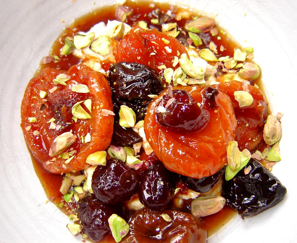 Dried Fruit Compote 3, cropped & edited
