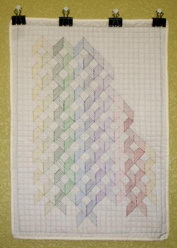 Doodle quilt