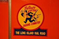 The Route of the Dashing Commuter (thoth1618) Tags: new york city nyc newyorkcity ny newyork sign museum brooklyn downtown transit lirr photooftheday downtownbrooklyn transitmuseum brooklynny longislandrailroad newyorktransitmuseum brooklynusa thelongislandrailroad therouteofthedashingcommuter routeofthedashingcommuter dashingcommuter