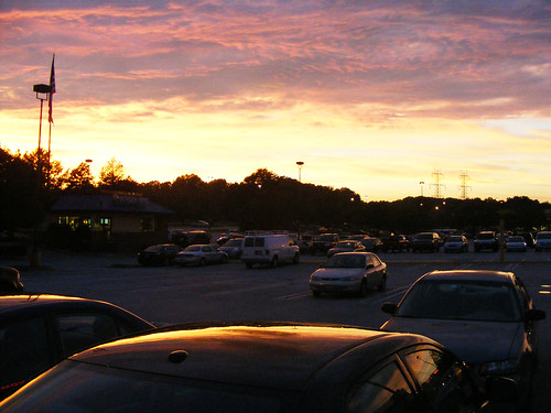 Sunset, Burtonsville Crossing