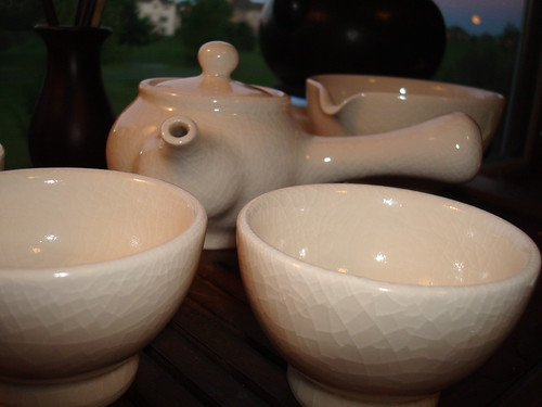 Geum San Tea Set