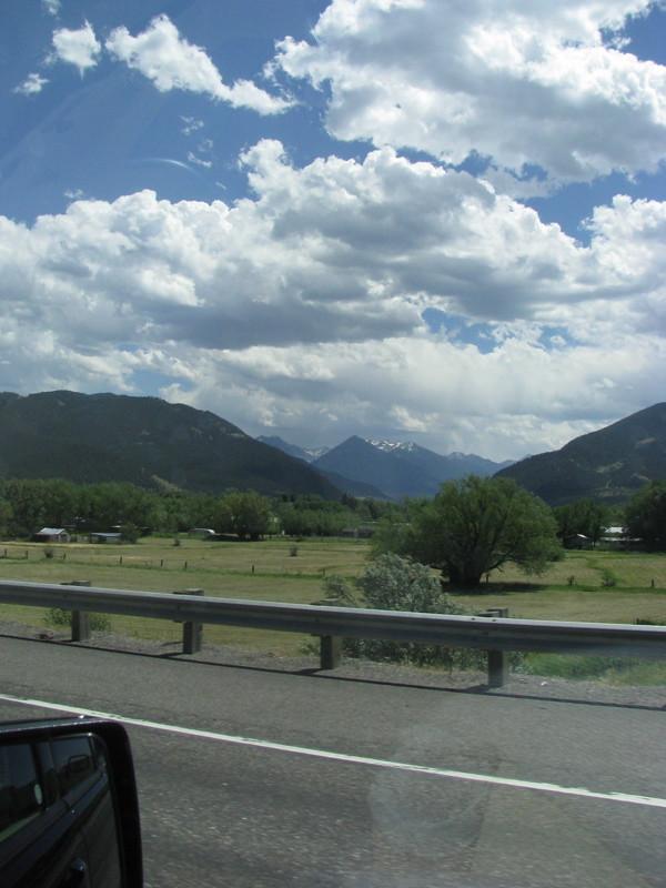A week in Montana (2010)