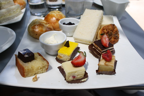 Afternoon Tea at Jin Patisserie