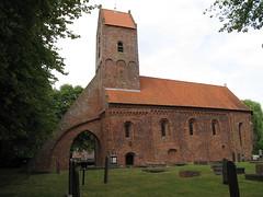 Chiesetta nel Drenthe