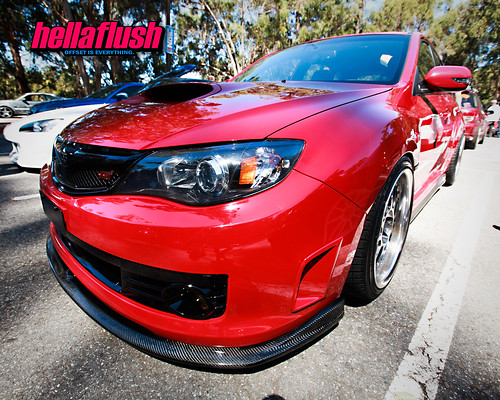 Red Subi hatch