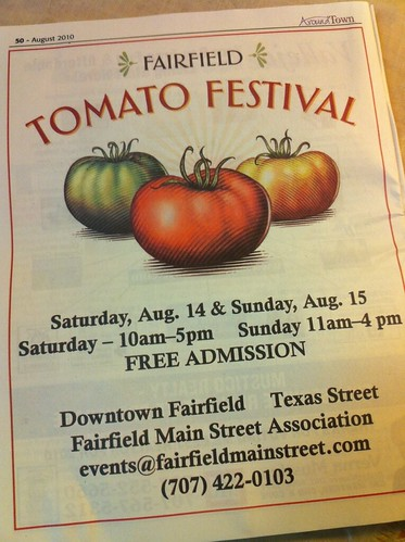 Fairfield Tomato Festival