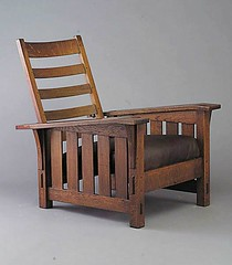Stickley chair (The-Voice) Tags: stickley artsandcraftsera historyofadvertising