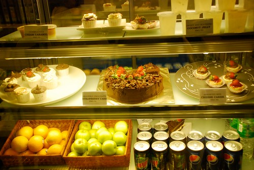 desserts corner...