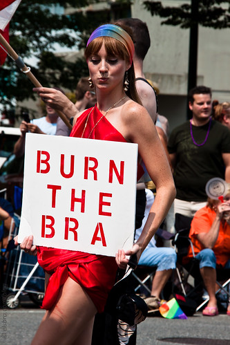 Bra Burning