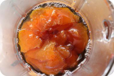 Mmm.. mandarin peel