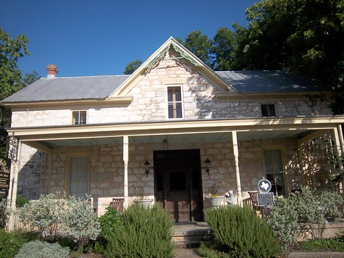 The William Rausch House, Fredericksburg, Texas by fables98