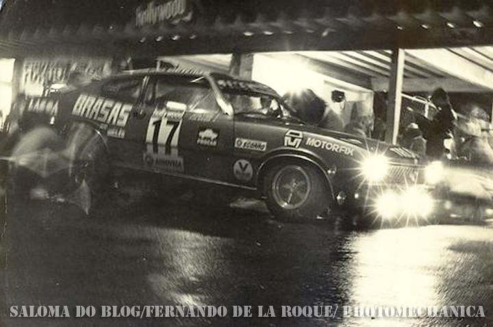 Maverick V8 box 25 hs Interlagos 1974