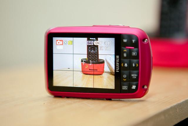 最便宜防水相機 FinePix Z33 wp 分享 @3C 達人廖阿輝