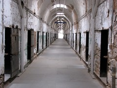 East State Penn Center Block Hall (Mr.J.Martin) Tags: pennsylvania prison easternstatepenitentiary penitentiary cellblock easternstate prisoncell prisonwalls abandonedprison prisonward prisoncelldoor philadelphiaprison abandonedpenitentiary pennsylvaniapenitentiary prisondecay
