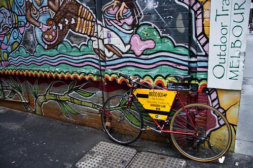Melbourne Bikes2