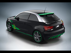 2010 Abt Audi A1 pictures