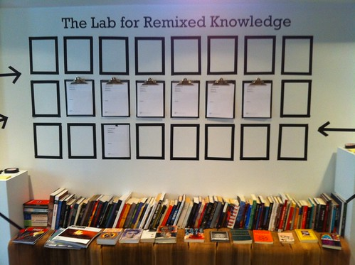 Lab for Remixed Knowledge - Lab Reports and Library