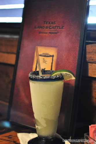 Margarita @ Texas Land & Cattle ~ Austin, TX