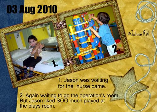 Jason's Surgery