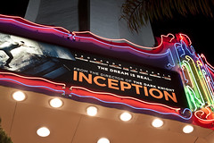 Inception at The Fox