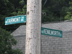 Kenilworth Avenue, Ottawa - source: author's Flickr Collection