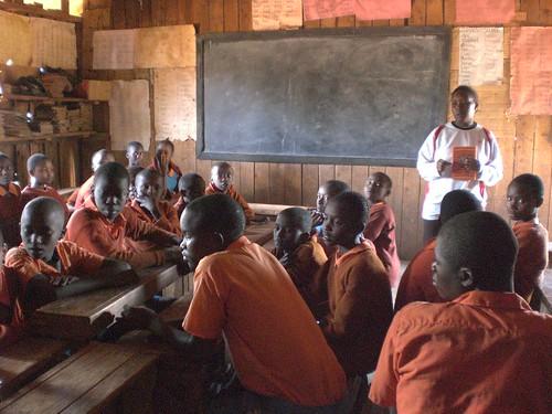 Enkii classroom