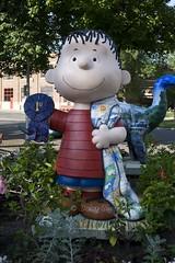 Quilting Linus