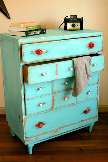 green vintage austin design diy texas furniture antique tx dresser distressed redo shabbychic apartment28