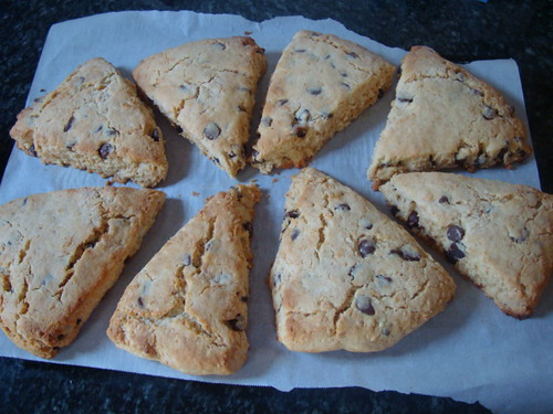 Almond Joy Scones1
