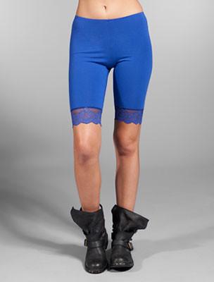 LnABlue Biker  Short