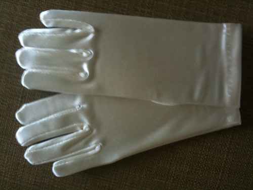 Lil' girl gloves