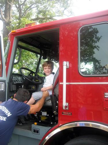 fire truck eli
