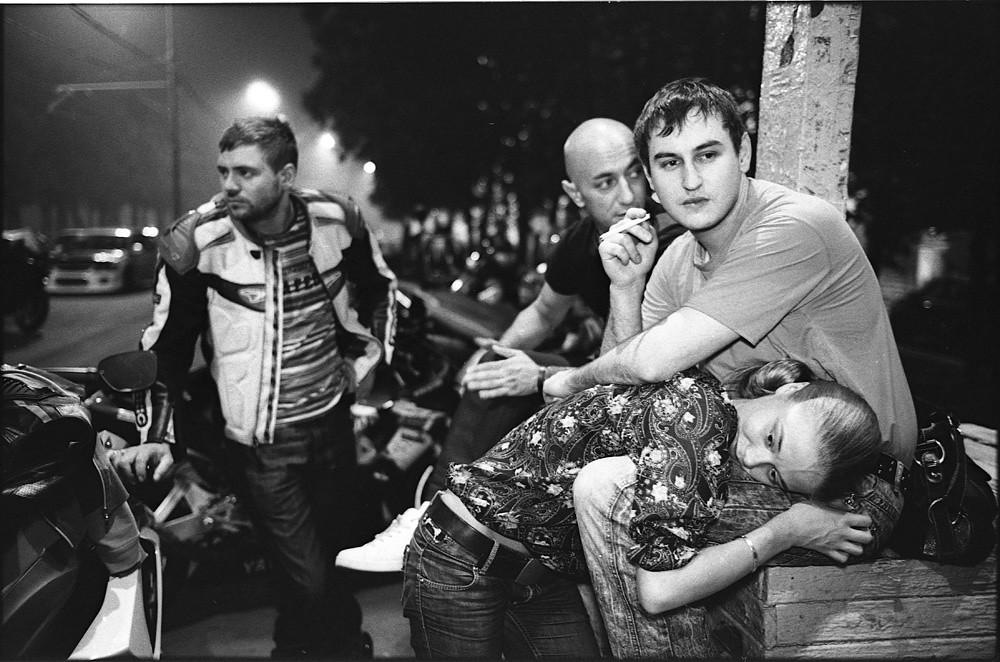 Смог/ Москва. 9 августа 2010