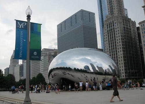 Chicago's Bean-8