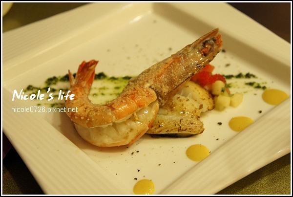 【台中市-食】Sevilla 賽薇亞鐵板燒餐廳| Nicole Blog