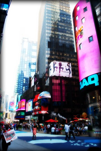 More Times Square