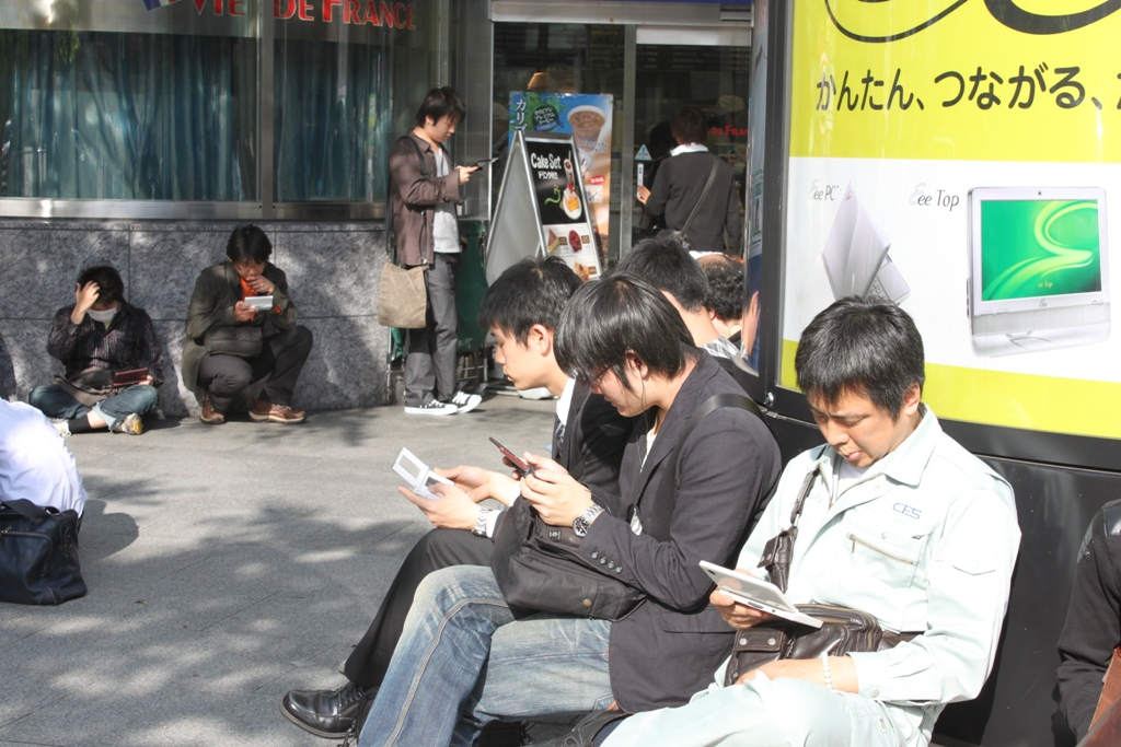 The art of the walk for gastronome in Kanda (75)