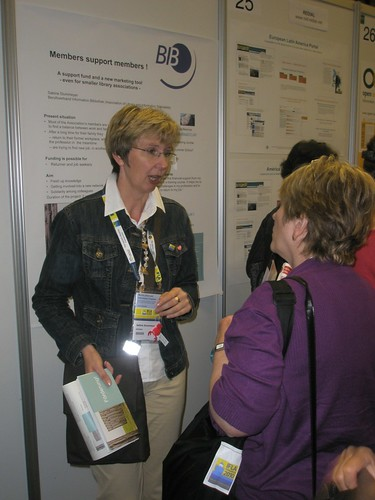 "Members support Members! A support fund as a marketing tool – even for smaller associations"" Presenter: Sabine Stummeyer, Germany"
