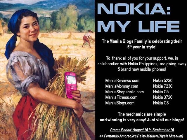 NOKIA PROMO Main Poster