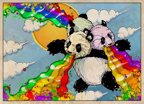pandapuke